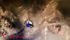 انفجار ماهواره در هنگام پرتاب