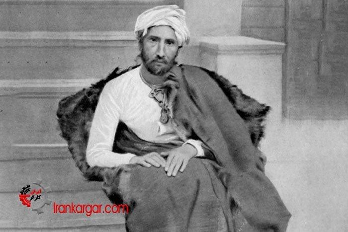 میرزا رضا کرمانی