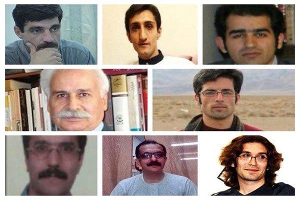 خطابه زندانیان سیاسی زندان رجاییشهر به ظریف
