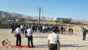 تهدید کارگران آذرآب به جرم حمایت از کارگران هپکو راک