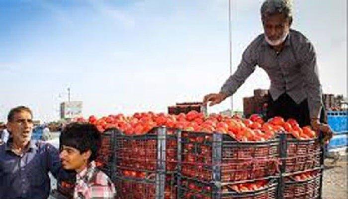 تجمع اعتراضی کشاورزان در شاهرود