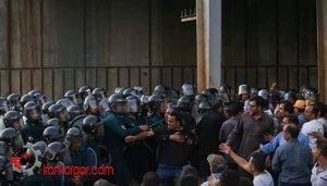 فیلم حمله نیروی ضربت به کارگران هپکو اراک و ضرب و شتم و دستگیری آنان ۲۵شهریور+عکسها