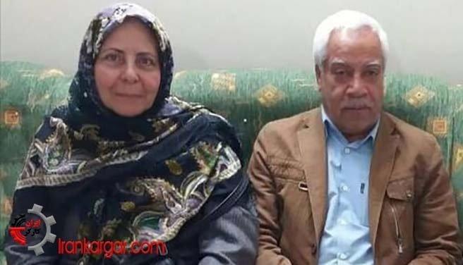 پیام هاشم خواستار از زندان