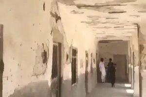 یک مدرسه در سیستان و بلوچستان
